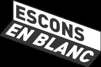 Logo Escons en Blanc